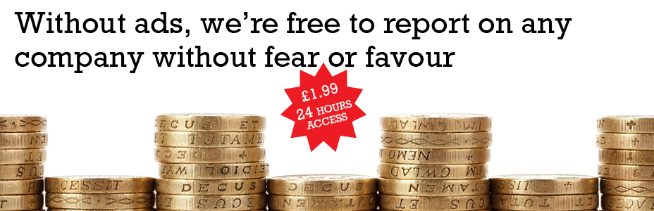 Without ads, we're free to report on any company without fear or favour